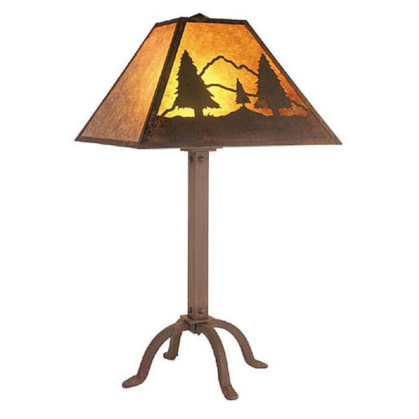 Timber Ridge Table Lamp