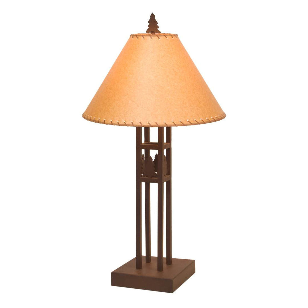 Scottsdale Pine Table Lamp