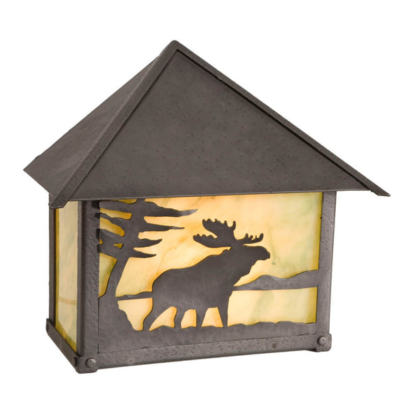 Rainer Moose Outdoor Wall Sconce