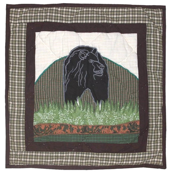 Bear Country Toss Pillow