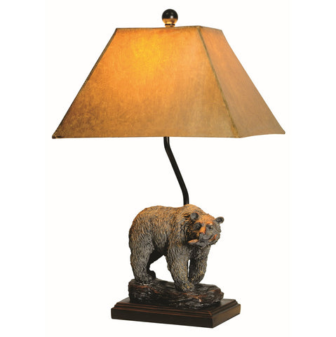 Bear Table Lamp