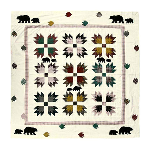 Bears Paw Shower Curtain
