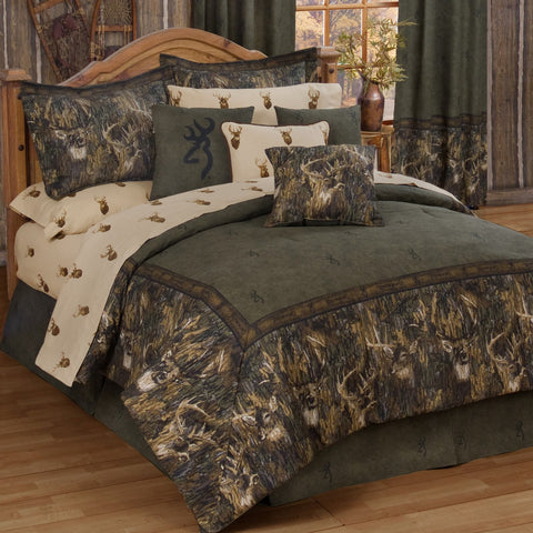 Browning Whitetails Comforter Collection