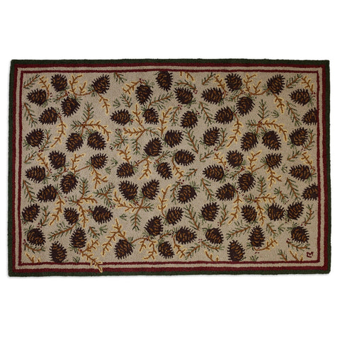 Northwood Cones Rug 4' x 6'