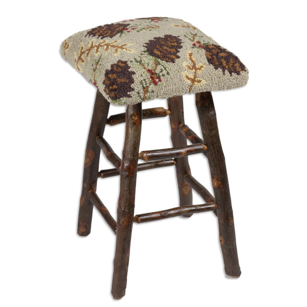 Northwood Cones Hickory Barstool