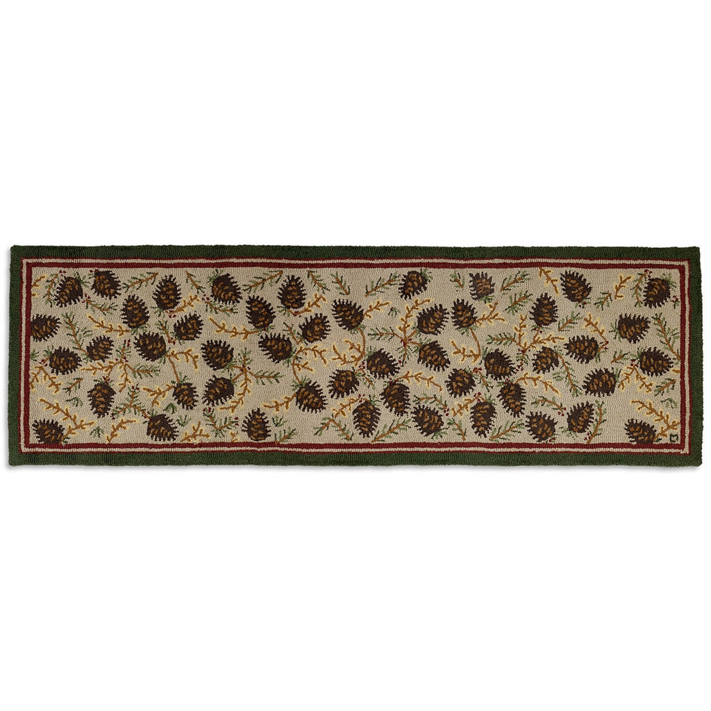 "Northwood Cones Runner 30"" x 8'"