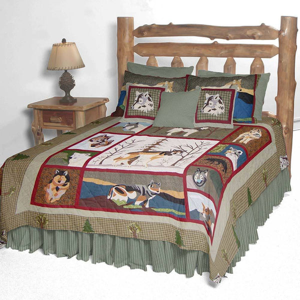 Call of the Wild Quilt Bedding Collection