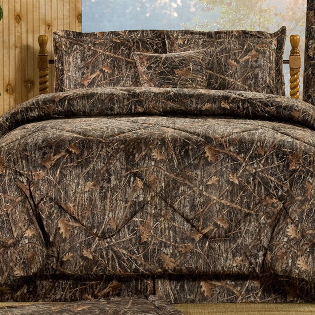 Conceal Brown Bedding Collection