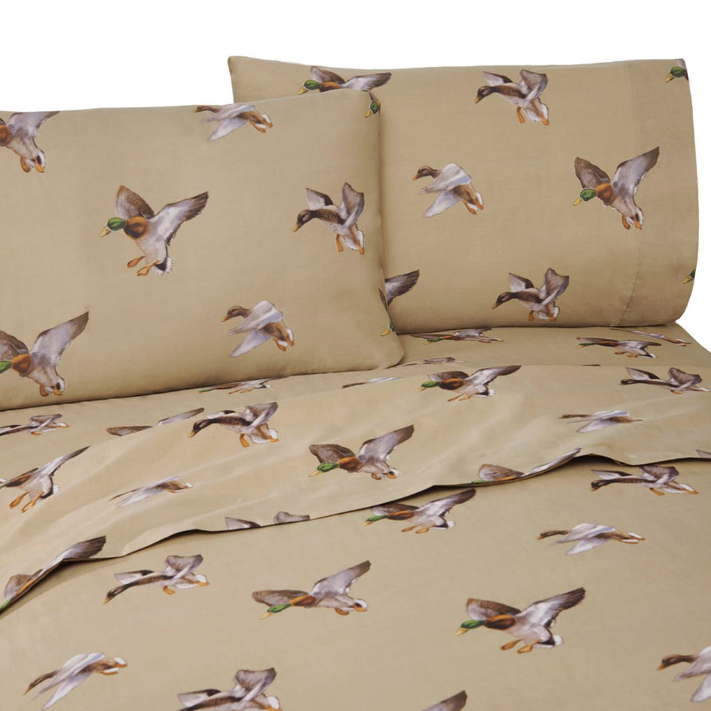 Duck Approach Sheet Set
