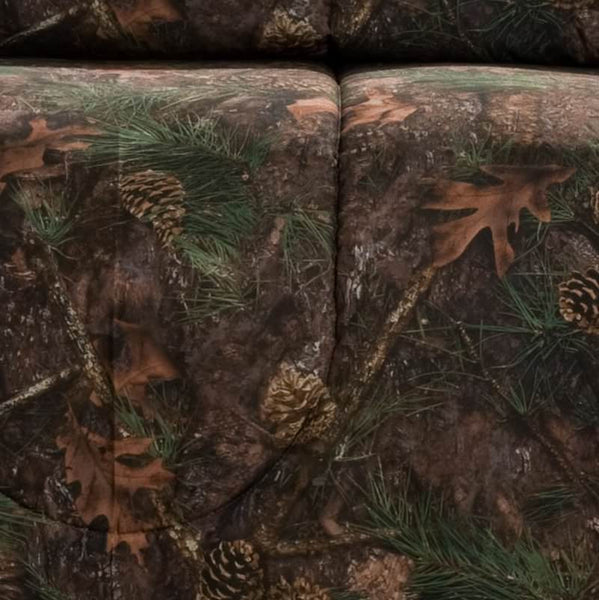 Mixed Pine Bedding Collection Fabric