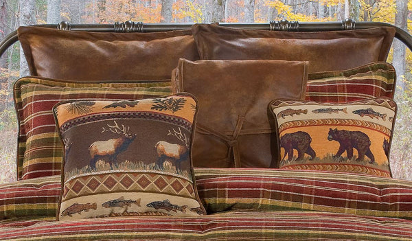 Montana Morning Bedding Collection Pillows and Shams