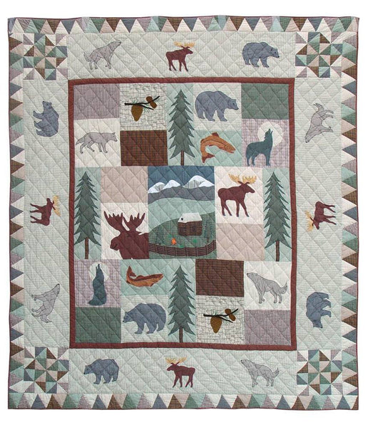 Mountain Whispers Quilt