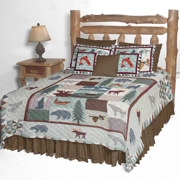 Mountain Whispers Quilt Bedding Collection