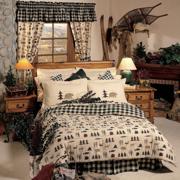 Northern Exposure Comforter Collection