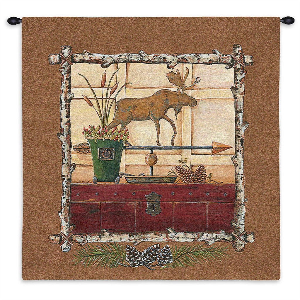Norther Exposure I Tapestry Wall Hanging