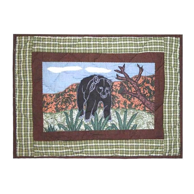 Bear Country Placemat Set