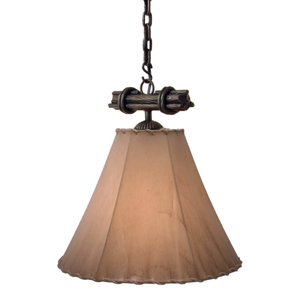 Anacosti Sticks Round Pendant Light