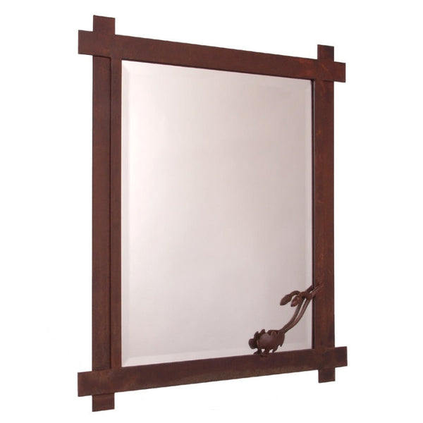 Acorn Mirror (Available in 5 finishes)