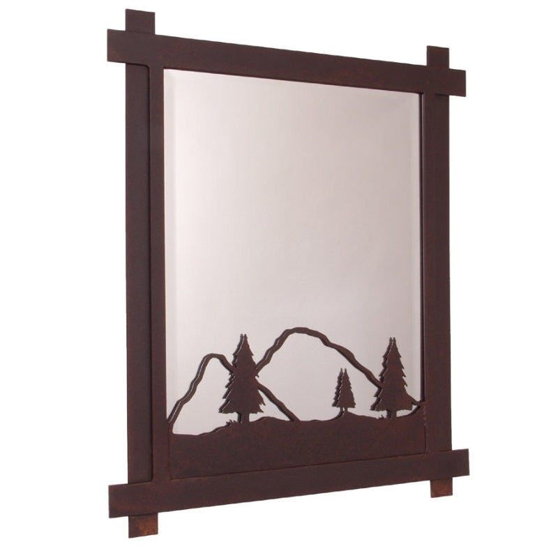 Timber Ridge Mirror (Available in 5 finishes)