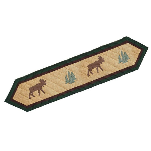 "Cedar Trail Table Runner 72"" x 16"""