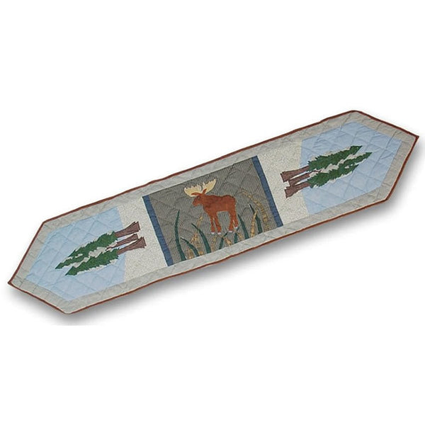 "Moose Table Runner 72"" x 16'"