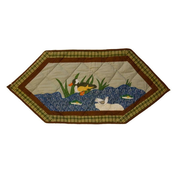 "Nature Splendor Table Runner 36"" x 16"""