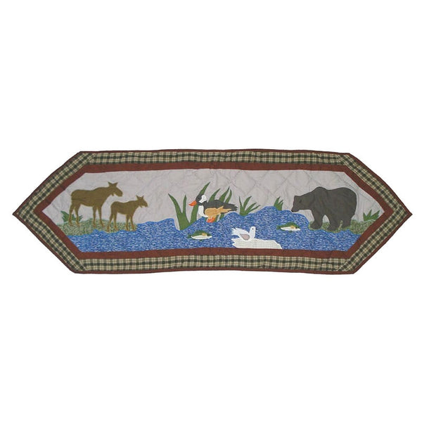 "Nature Splendor Table Runner 54"" x 16"""