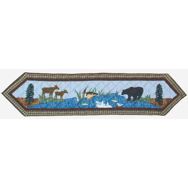 "Nature Splendor Table Runner 72"" x 16"""