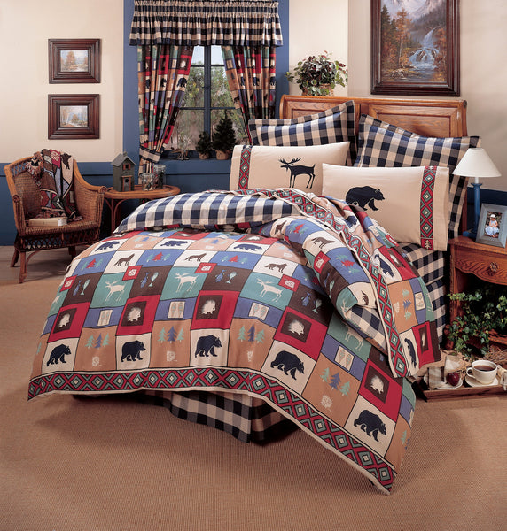 The Woods Comforter Collection