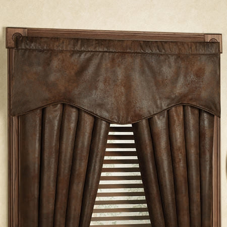 Gatlinburg Drapes and Valance