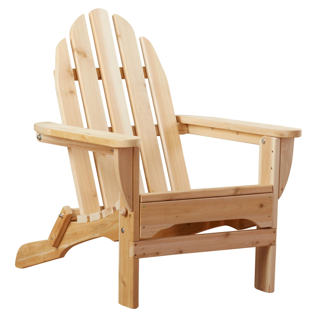 White Cedar Adirondack Chair