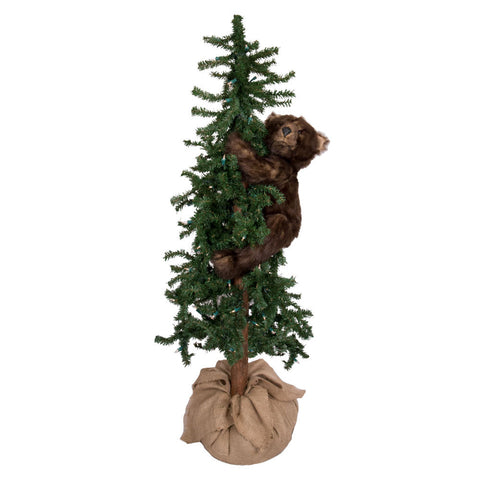 Alpine Tree Grizzly Bear 48""