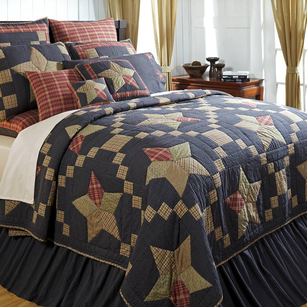 Arlington Quilt Bedding Collection
