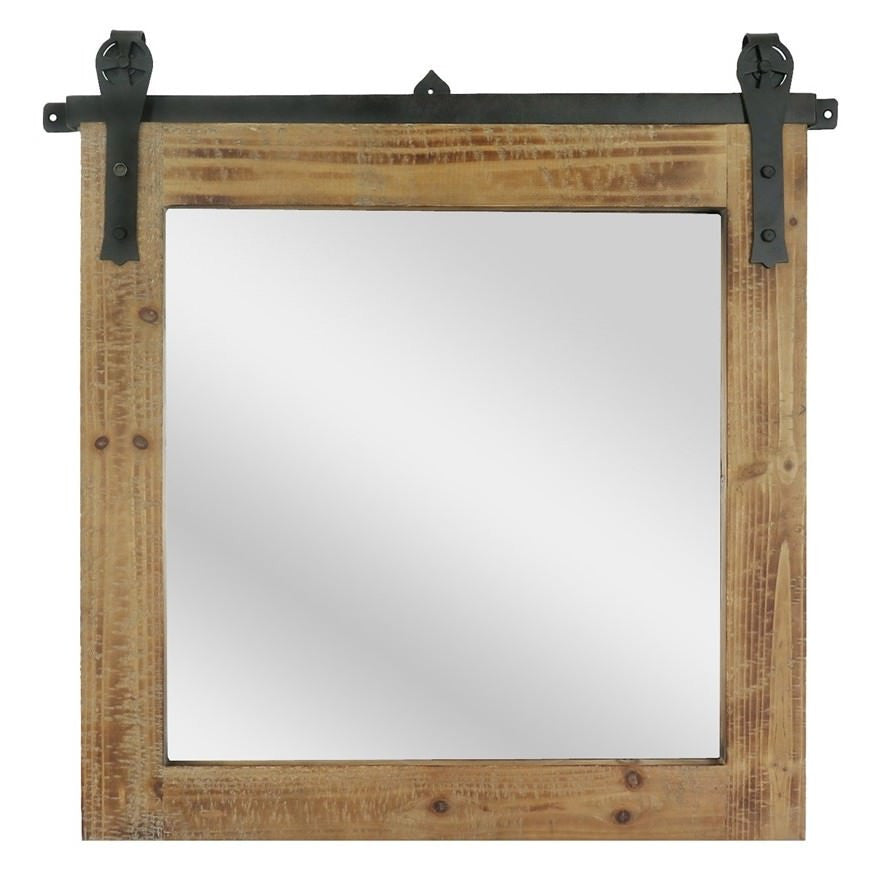 Barn House Mirror