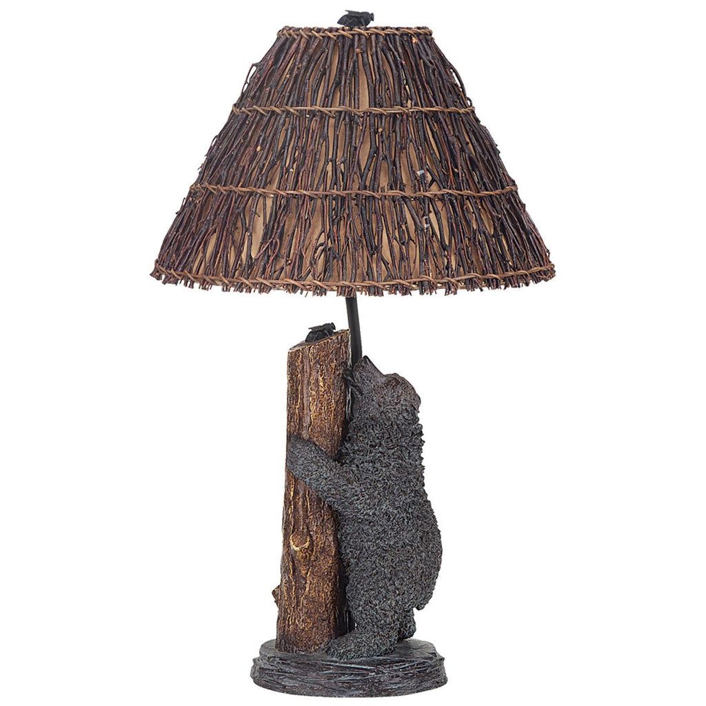 Bear & Bee Table Lamp