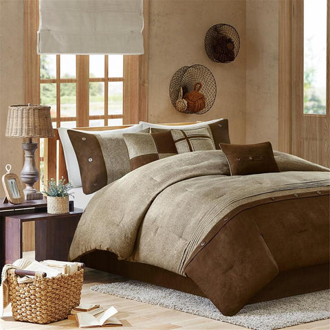 Boone Comforter Set Side View