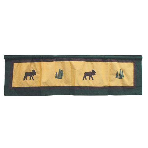 Cedar Trail Curtain Valance