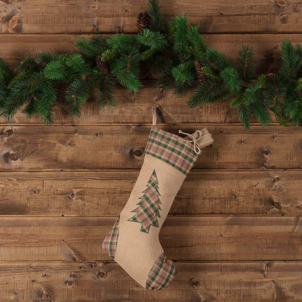Clement Tree Christmas Stocking