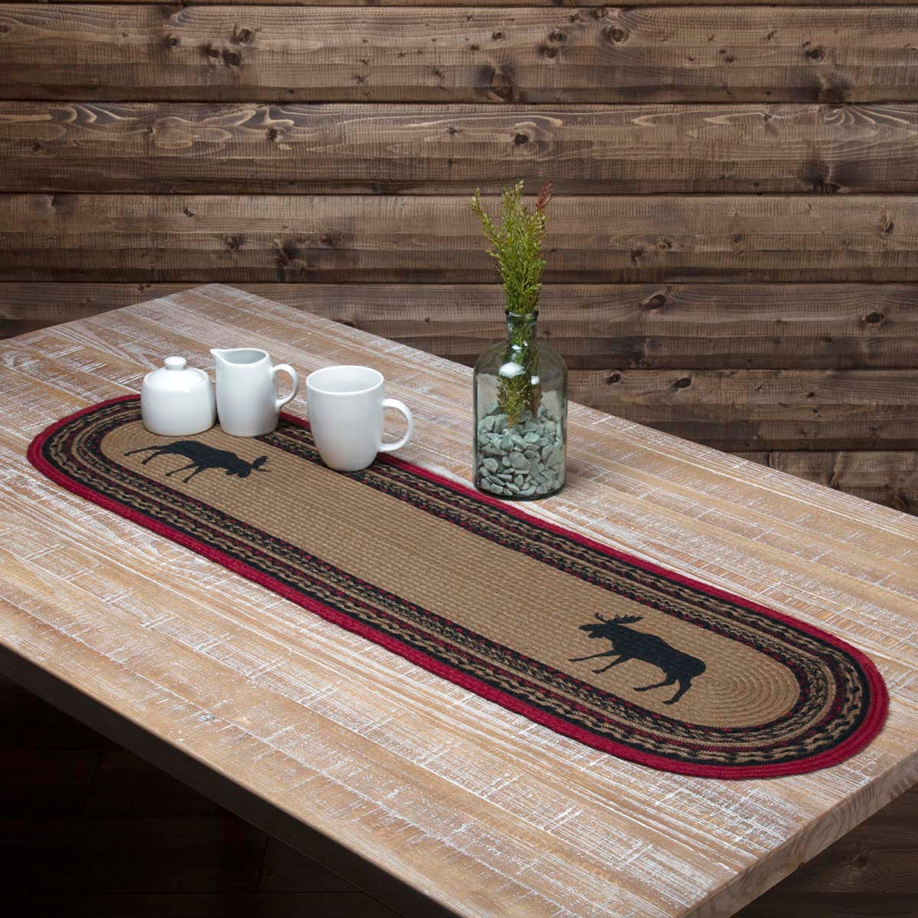 Cumberland Moose Table Runner