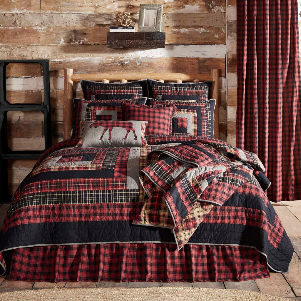 bed bedding cabin loading cover sheet set duvet the pillowcases woods in piece