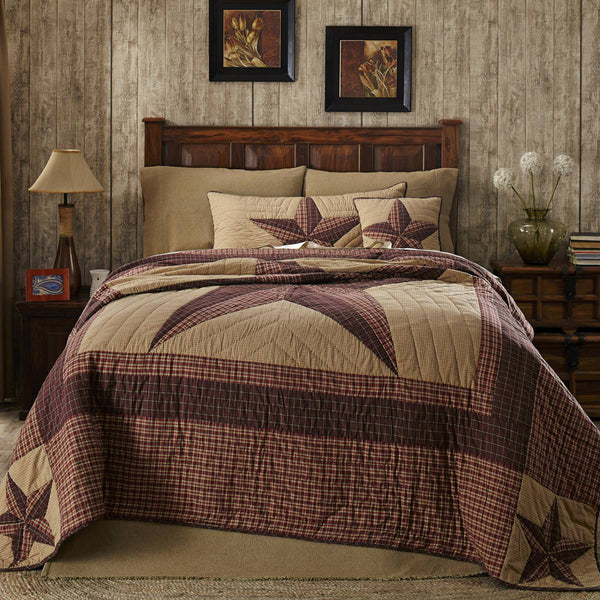 Landon Quilt Bedding Collection