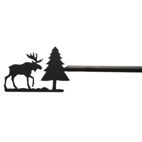 Moose & Pine Curtain Rod