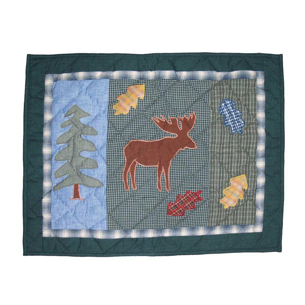 Northwoods Walk Placemat Set of 4