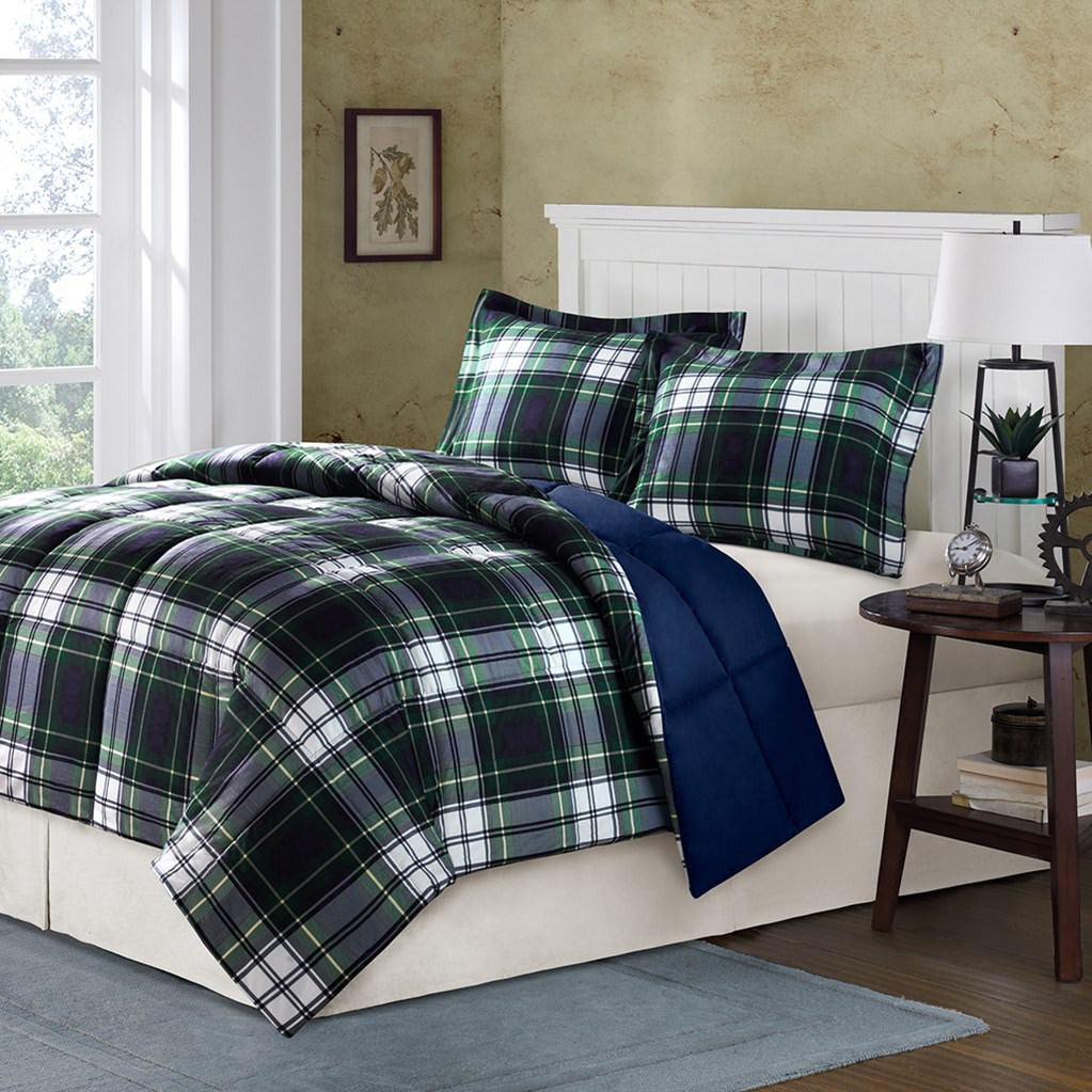Parkston Down Alternative Comforter Set