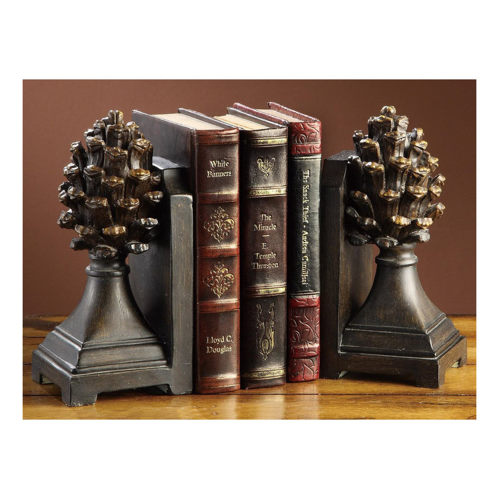 Pine Bluff Bookends Pair