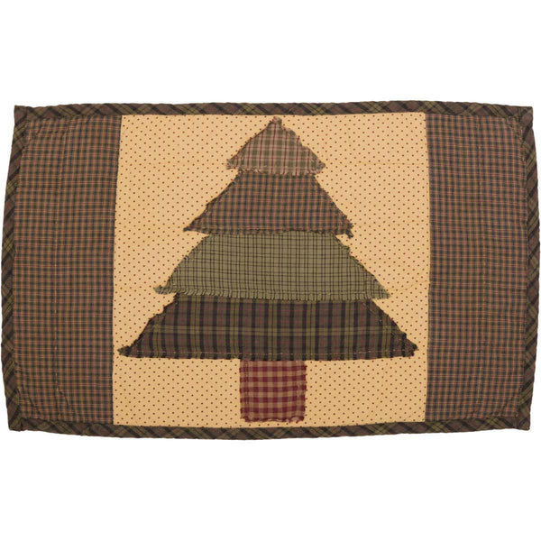 Sequoia Quilted Placemat Set Front
