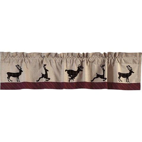 Wyatt Deer Valance (Choose from 2 widths)