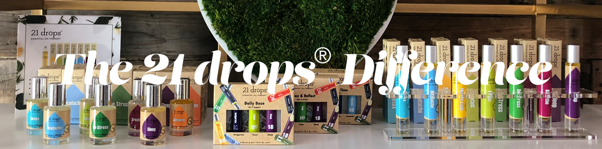 The 21 drops Difference
