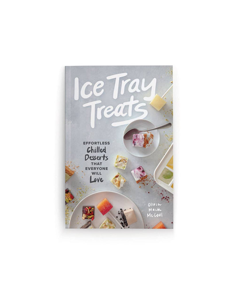 W&P - Ice Tray Treats Book