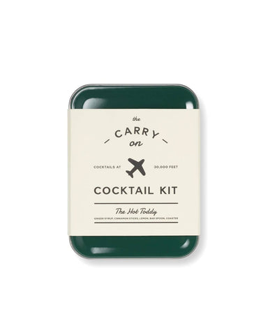W&P - The Hot Toddy Carry-On Cocktail Kit
